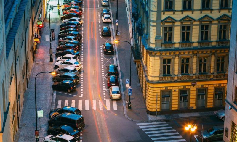 Off-Street Parking Management System