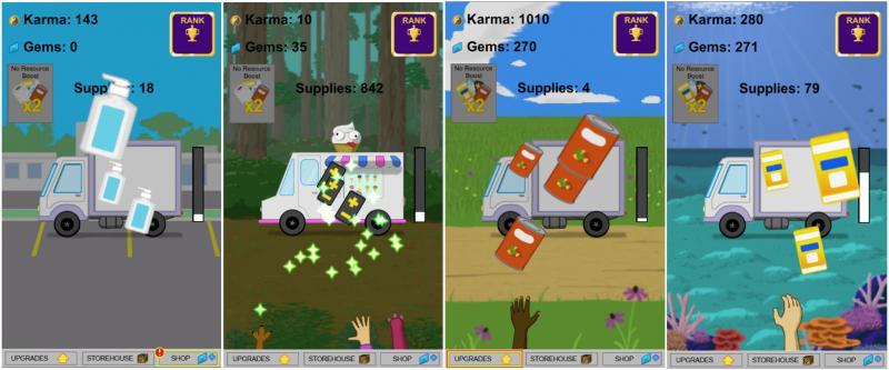 Charity Truck Screenshots