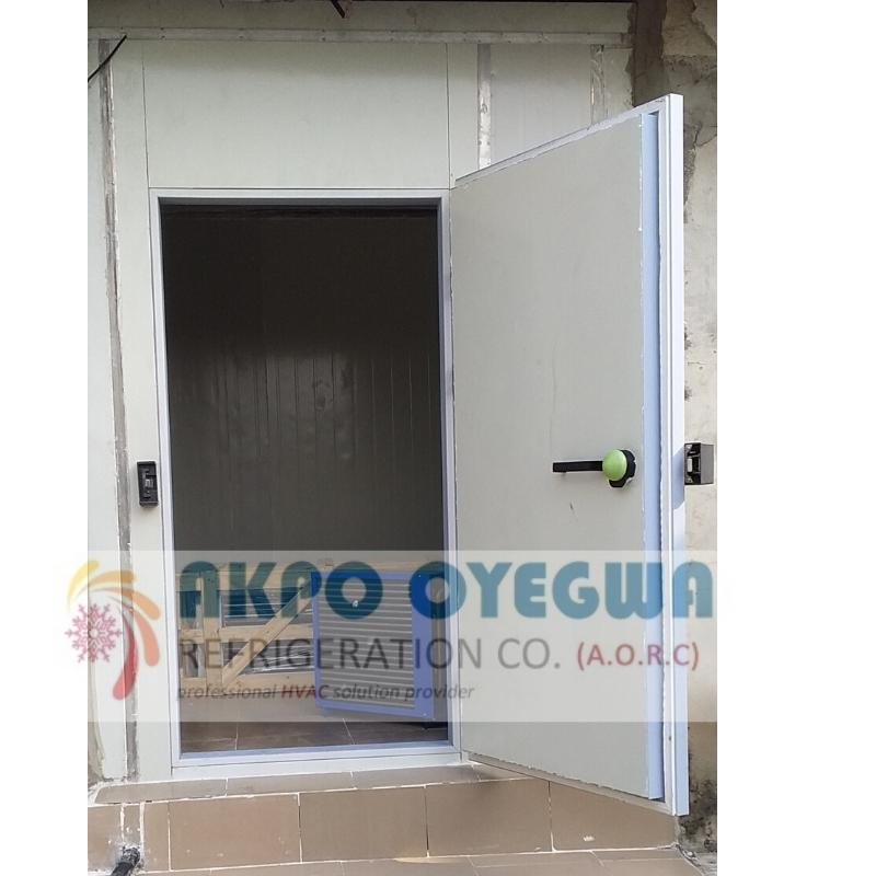 AKPO OYEGWA REFRIGERATION COMPANY ROLLS OUT COLD ROOMS IN NIGERIA. PUBLISHED ON LEGIT.NG
