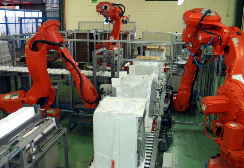 Packaging Robots Market