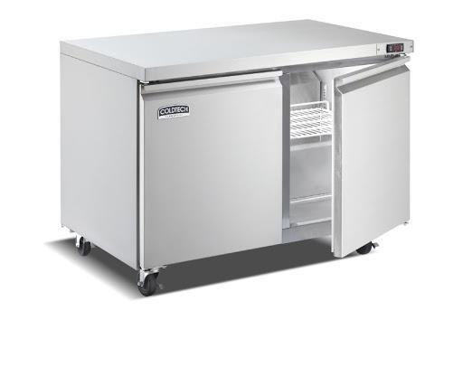 Commercial Undercounter Refrigerators & Freezers Market Size,
