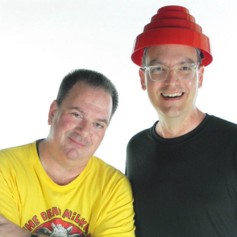 SIT80s co-hosts Steve Spears & Brad Williams