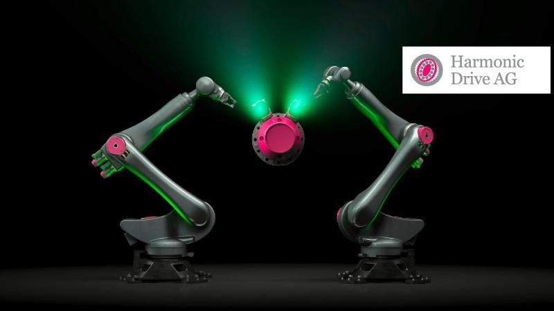 Robots Harmonic Drive