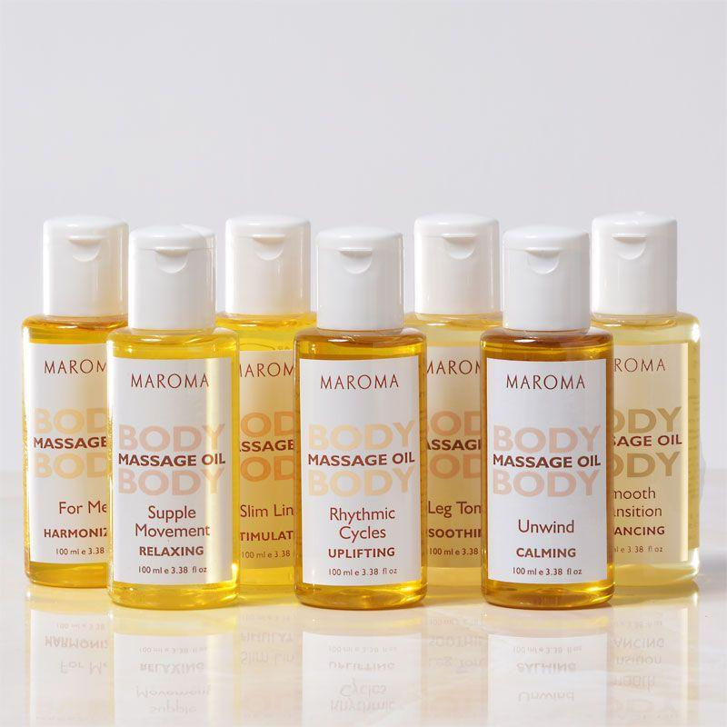 Massage Oil Market
