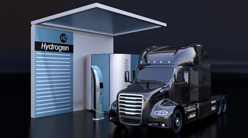 hydrogen fuel cell vehicle market