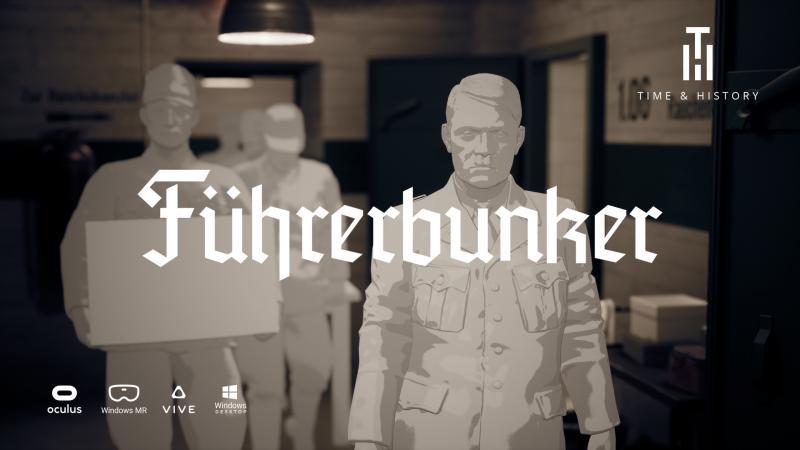 Führerbunker VR - Coming Q3/2021