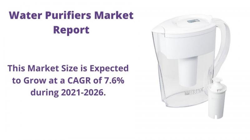 Water Purifiers Market Report, Size, Share, Trends, Growth,