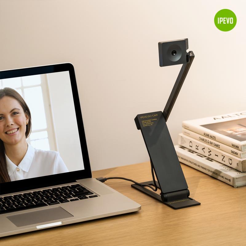IPEVO's DO-CAM in webcam mode