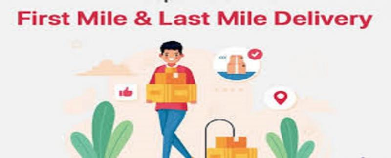 First and Last Mile Delivery Market