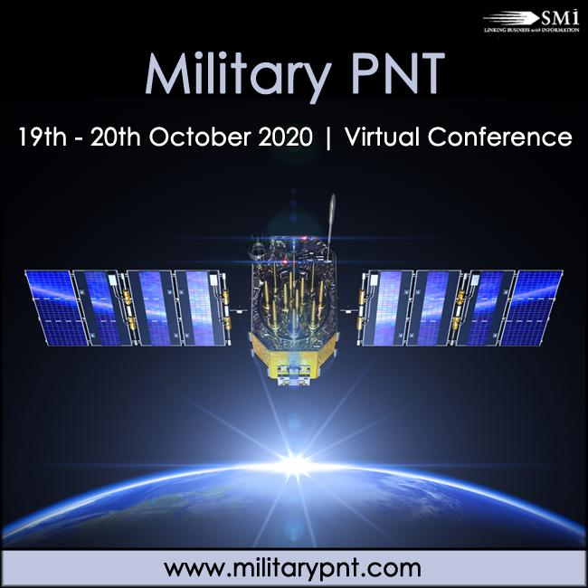 Military PNT Virtual Conference 2020