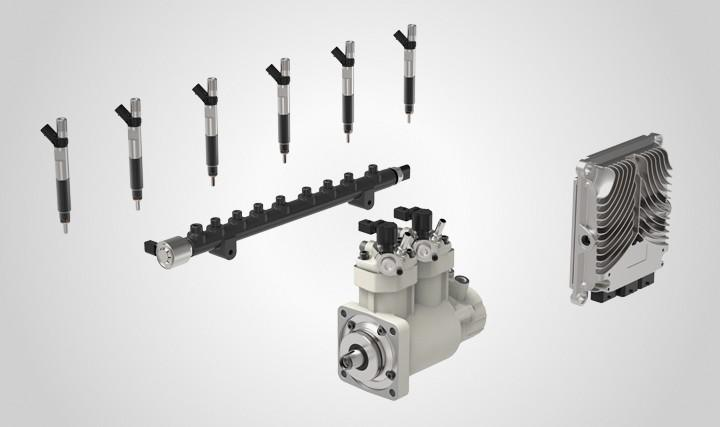 Global Off-highway Diesel Common Rail Injection System Market