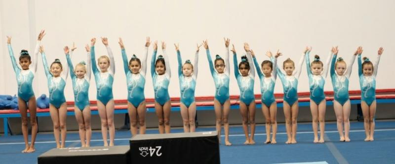 Trampoline & Tumbling Introduced in Hope Gymnastics Academy