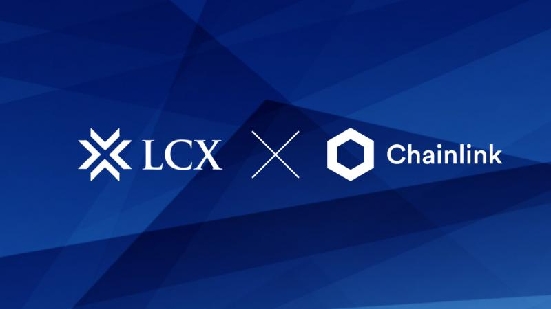 LCX and Chainlink Collaborate to Provide Credible Reference