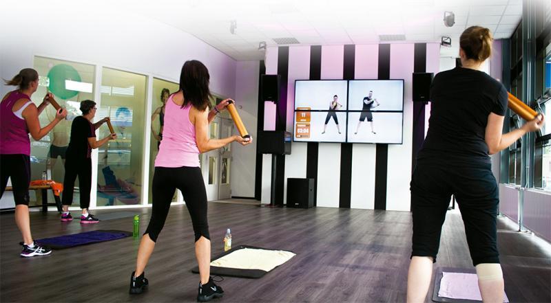 Virtual & Online Fitness market
