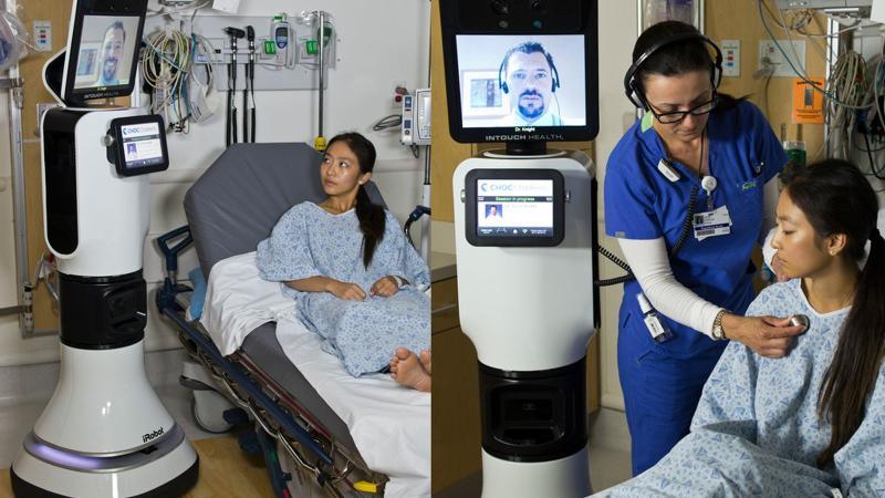 Medical Telepresence Robot