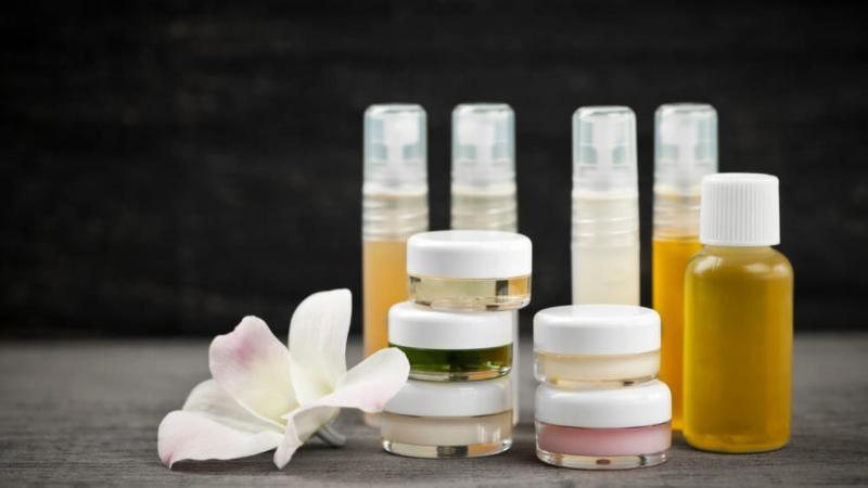 Cannabidiol (CBD) Cosmetics