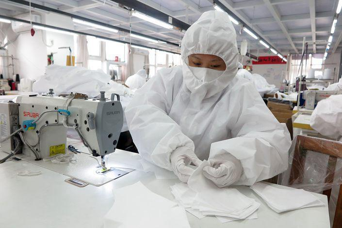 Industrial & Medical Protective Clothing Textile Market Size,