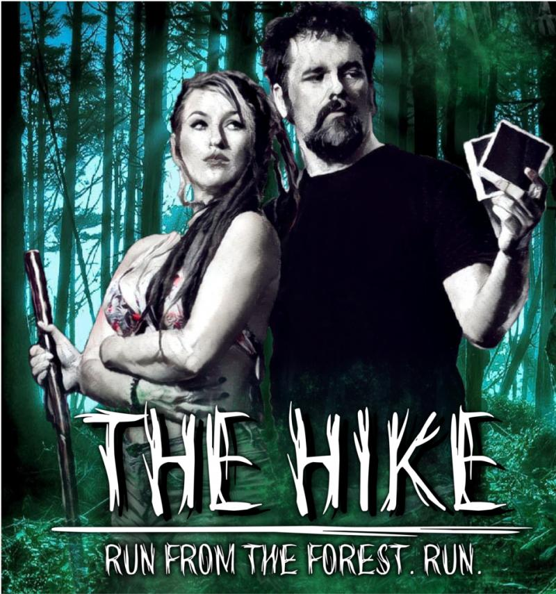 "The Hike ""Run From the Forest. Run"""