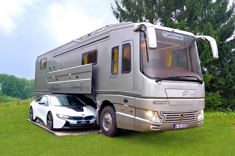Motorhome Vehicles