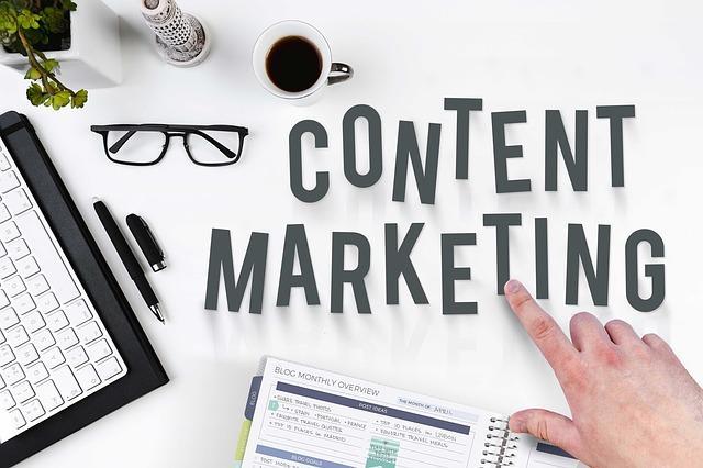 Content Marketing Graphical Representation