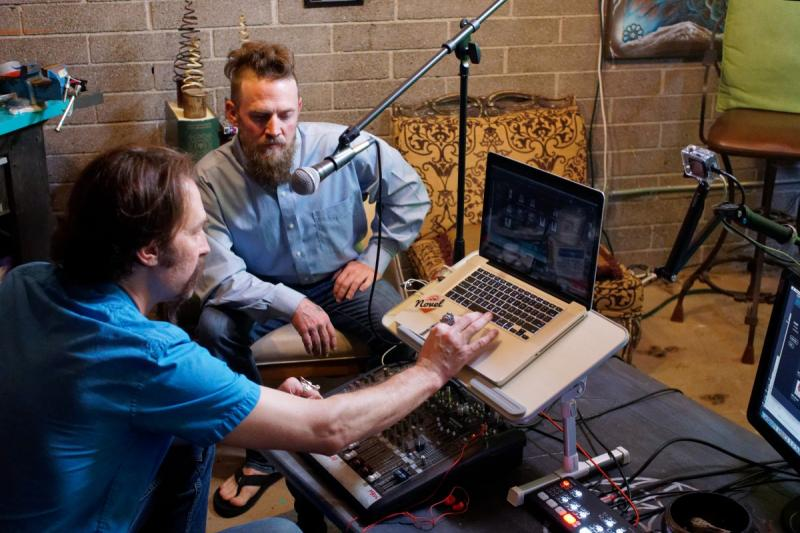 Inside Imaginology studio