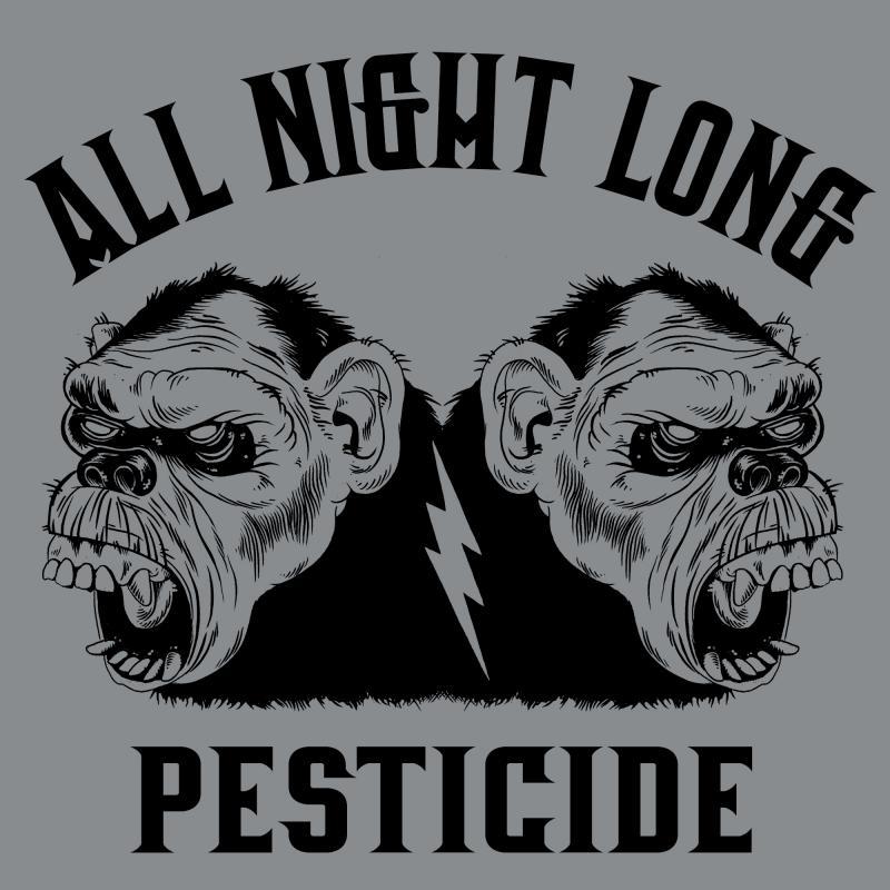 Classic Hardrock - Pesticide - All Night Long - Single Cover