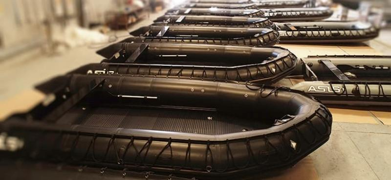 ASIS Military Fully Inflatable Boats