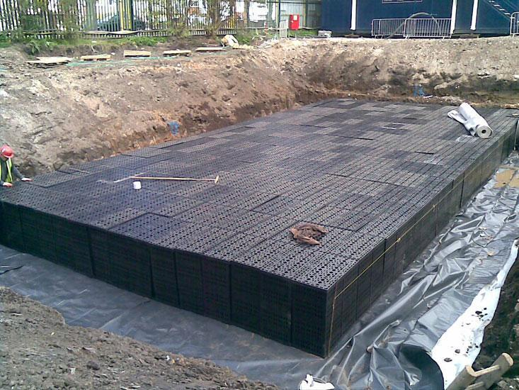 Modular Tank Stormwater Management System Outlook and Forecast