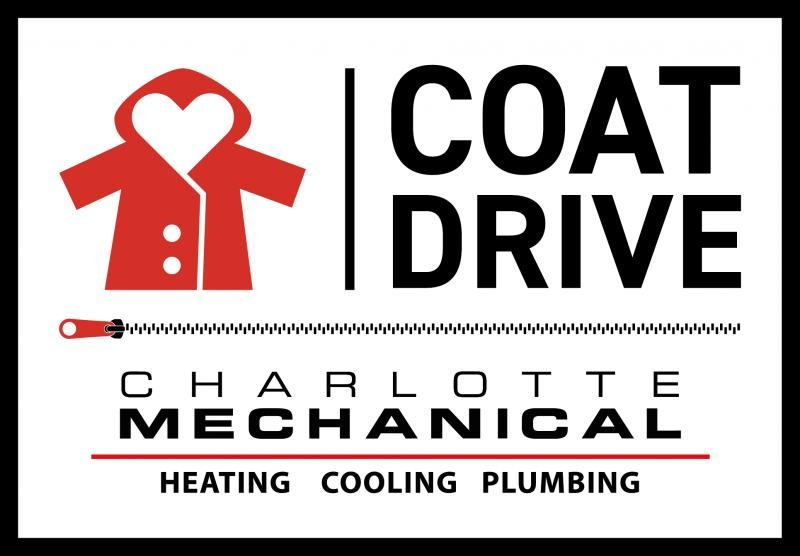 Donate today to the 10th annual Charlotte Coat Drive