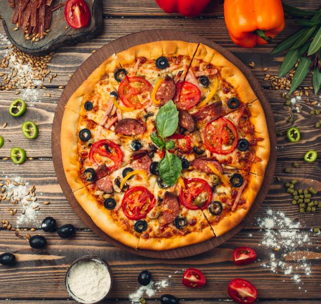 Retail Pizza Market