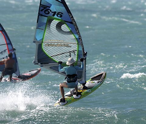 Research News: Global Wave/High Wind Windsurfing Sails Market