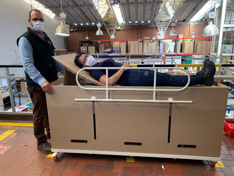 New COVID-19 Hospital Beds