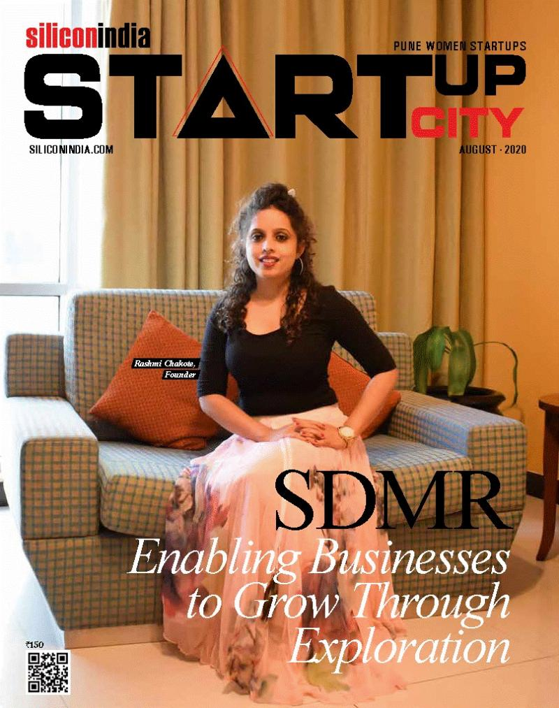 RASHMI CHAKOTE - FOUNDER (SUPPY DEMAND MARKET RESEARCH) COVER STORY