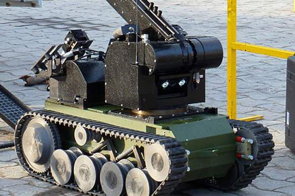 Latest News 2020, Explosive Ordnance Disposal (EOD) Robot