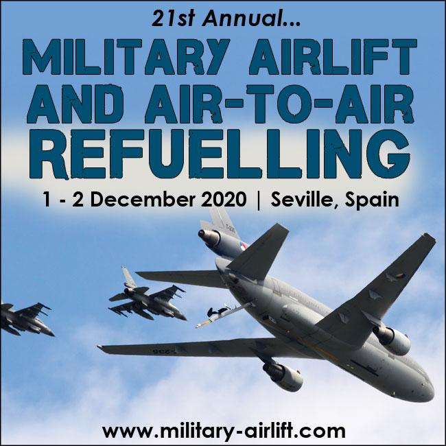 Military Airlift and Air-to-Air Refuelling 2020