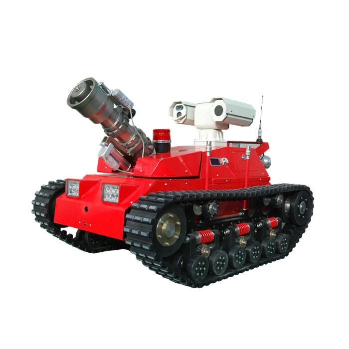 Fire Fighting Robot Market: Competitive Dynamics & Global