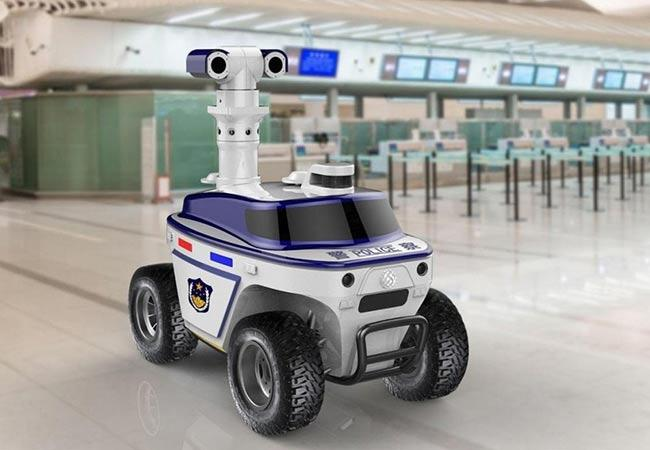 Global Electric Patrol Robot Sales, Revenue and Market Share