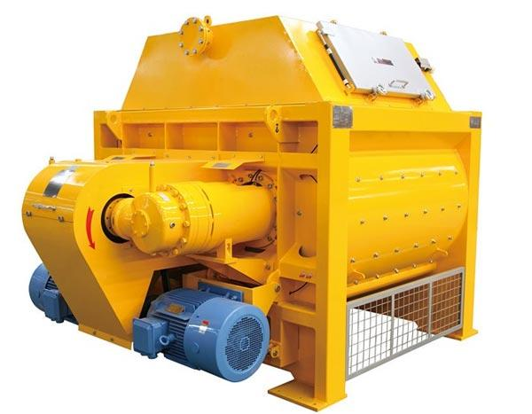 Global Stationary Concrete Mixer Market Expected to Witness