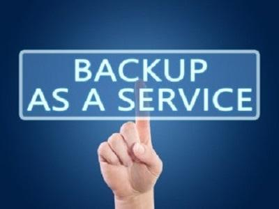 Backup-as-a-service Market