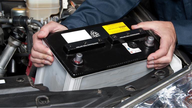 Automotive Battery/Capacitor Parts Market