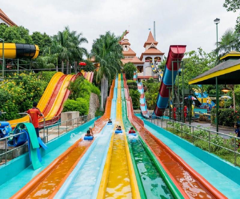 Amusement Parks Market