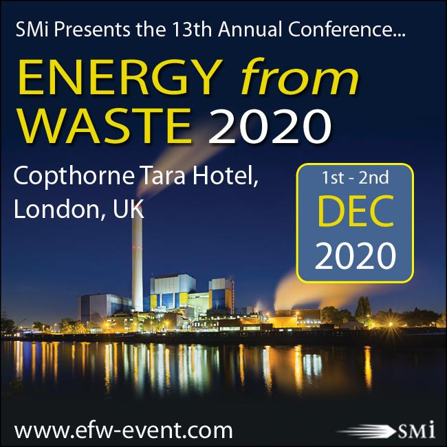 Energy from Waste Conference 2020