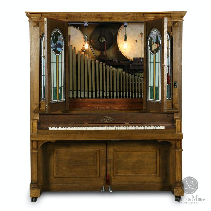 Miller & Miller will hold an online-only Music Machines,