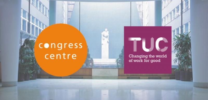 152nd annual TUC Congress to be held virtually from Congress
