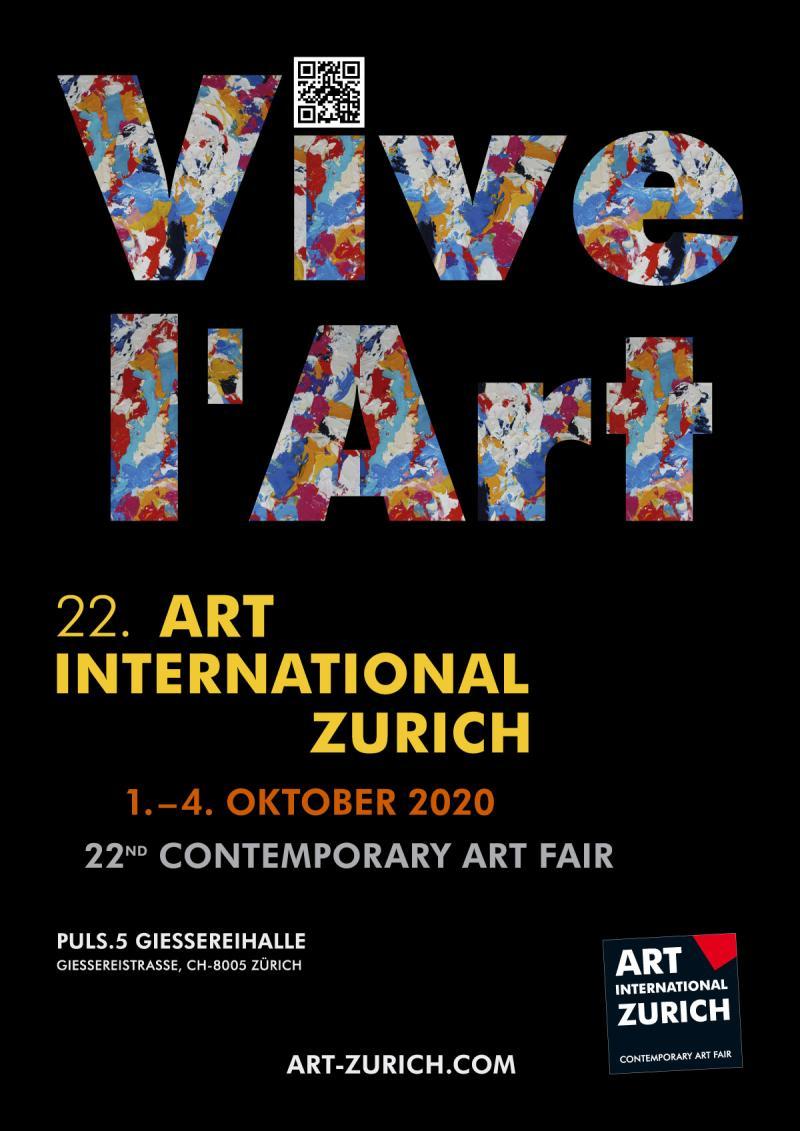 Poster Art Fair Zurich