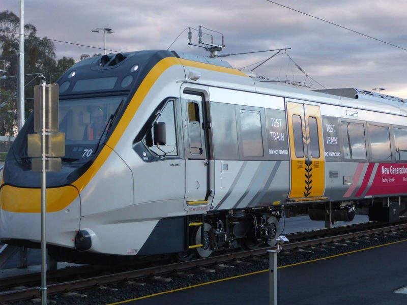 Passenger Rail Transport Market
