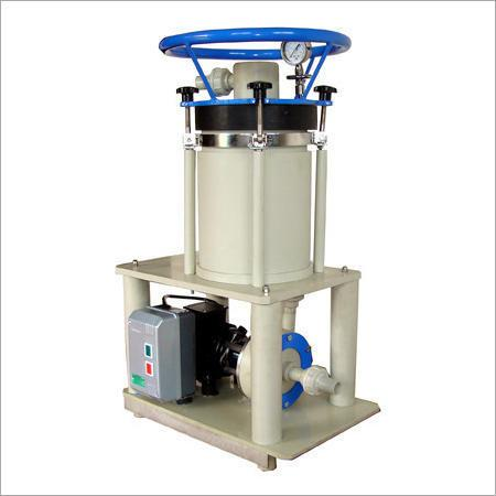 Global Chemical Filters Market Expected to Witness