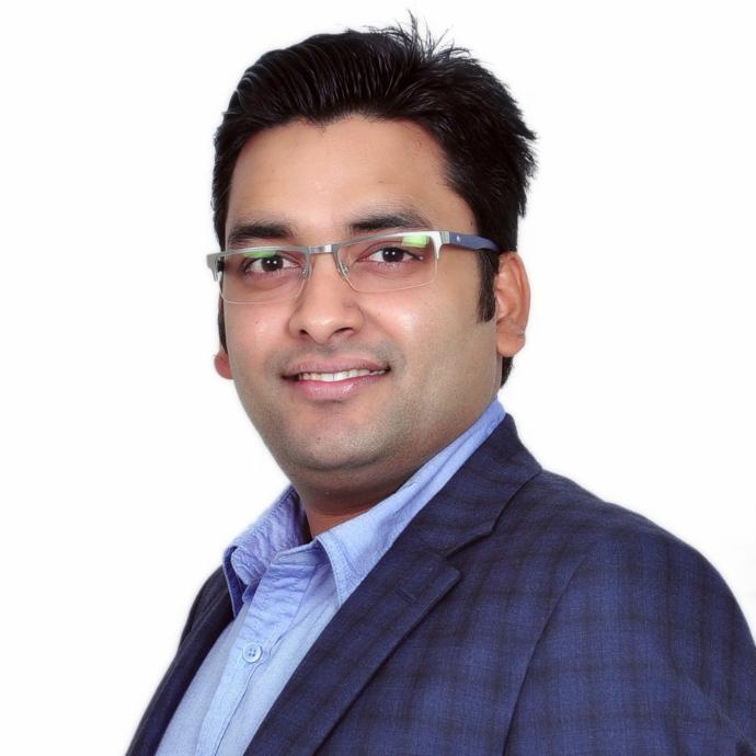 Chitiz Agarwal, Founder & CEO of Techila Global Services