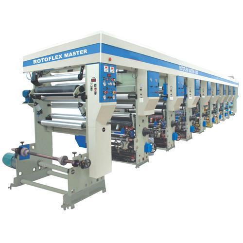 Gravure Printing Machine Market Size, Share, Development