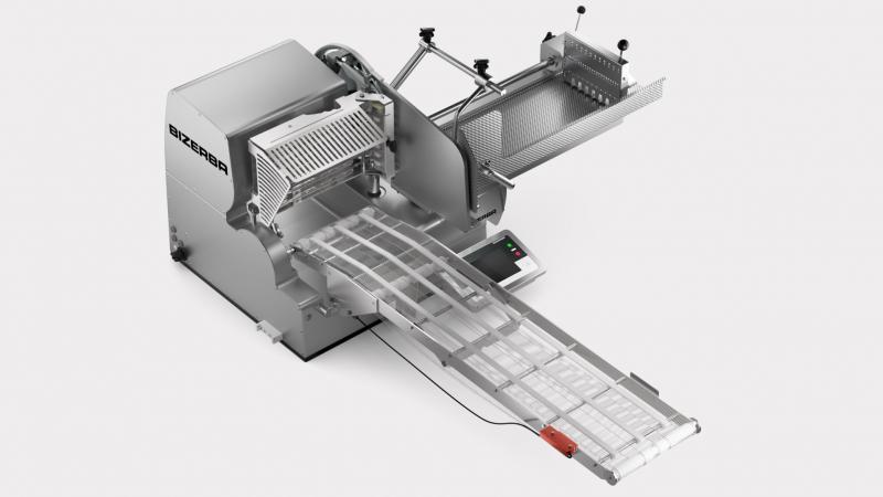 Industrial Food Slicer